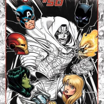 Marvel To Give Away Free Avengers #750 Sketchbooks To Comic Shops