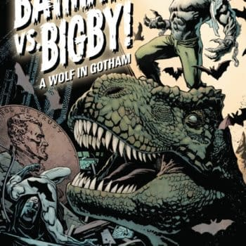 Cover image for BATMAN VS BIGBY A WOLF IN GOTHAM #2 (OF 6) CVR A YANICK PAQUETTE (MR)