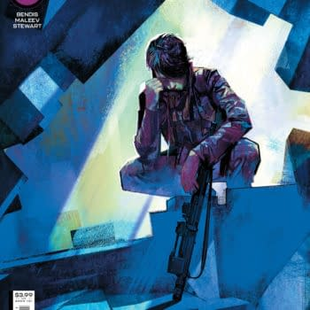Cover image for CHECKMATE #5 (OF 6) CVR A ALEX MALEEV