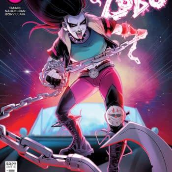 Cover image for CRUSH & LOBO #5 (OF 8) CVR A SWEENEY BOO