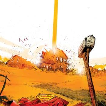 Cover image for SUPERMAN SON OF KAL-EL #4 CVR A JOHN TIMMS