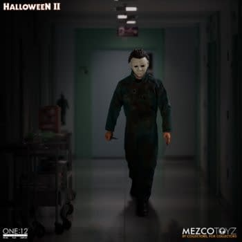 Michael Myers Halloween 2 Figure Up For Order From Mezco