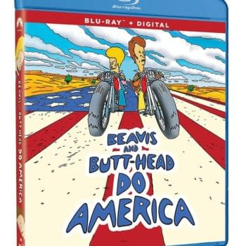 Beavis And Butt-Head Do America Coming To Blu-ray December 7th