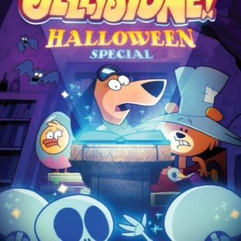 """Jellystone! """"Spell Book"""" Official Trailer: Can Halloween Be Saved?"""