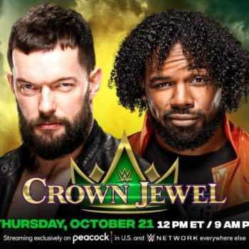 WWE Crown Jewel: Full Card, Start Time, How to Watch, and More