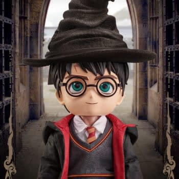 Harry Potter Gets Chibi Styled Egg Attack Action Beast Kingdom Figure