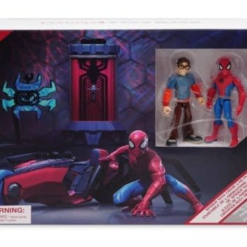 Crime Lab Spider-Man Comes to shopDisney with New Toybox Figure