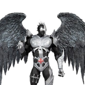 Spawn The Redeemer Flies on in with New McFarlane Toys Figure