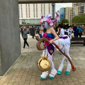 Cosplay Gallery At MCM London Comic Con 2021