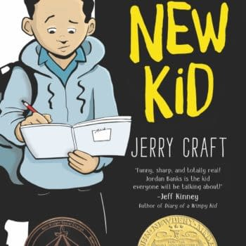 Jerry Craft's Graphic Novels Back In Texas Schools After Petition War