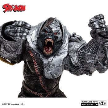McFarlane Toys Unleashed the Beast with New Cy-Gor Spawn Figure