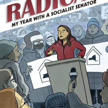 Cartoonist Embedded With Julia Salazar Creates Campaign Graphic Novel