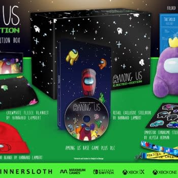 The Among Us Collector's Editions Won't Be Released Until Spring 2022