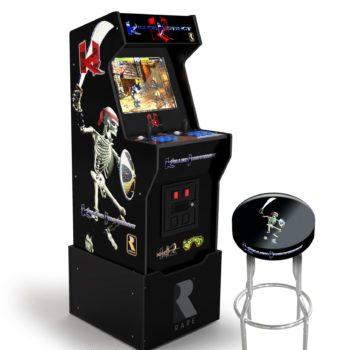 Arcade1Up Announces Killer Instinct & Tron Cabinets
