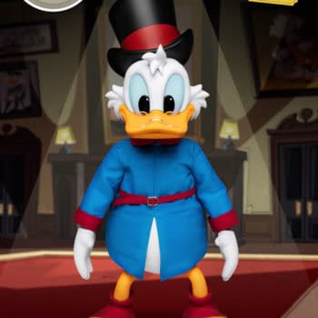 DuckTales Scrooge McDuck Comes to Beast Kingdom with New Figure