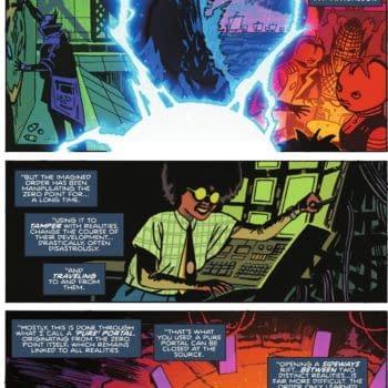 The Origin Of Fortnite, Foundation & Imagined Order Revealed In Batman