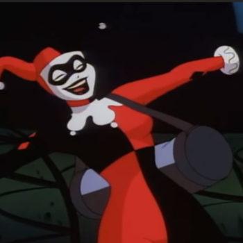 Batman TAS: Mark Hamill Celebrates Actress Arleen Sorkin's B-Day