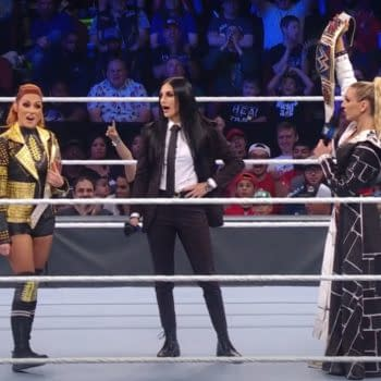 Charlotte Flair And Becky Lynch Reportedly Had It Out Last Night