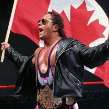 Bret Hart To Be Honored With A Placement On Canada's Walk Of Fame