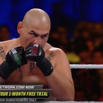 Cain Velasquez Will Return To Pro Wrestling This December