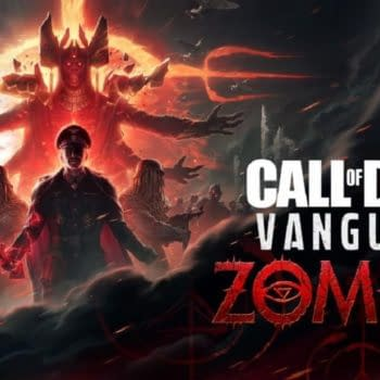 Call Of Duty: Vanguard Receives An Awesome Zombies Trailer