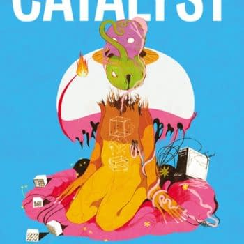 Catalyst: Self-Made Hero Launches UK Anthology by Creators of Colour