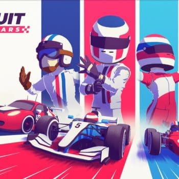 Square Enix Officially Launches Circuit Superstars