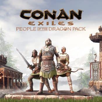 "Conan Exiles Receives ""People Of The Dragon"" DLC"