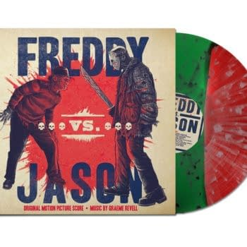 Mondo Music Release Of The Week: Freddy Vs Jason Soundtrack