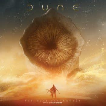 Mondo Music Release Of The Week: The Dune Sketchbook