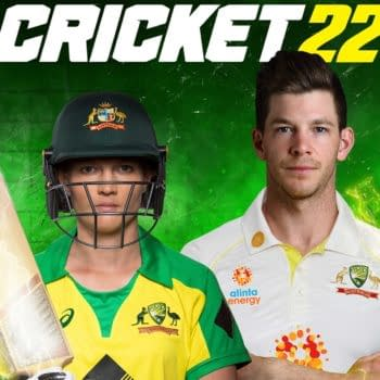 Nacon Announces Cricket 22: The Official Game Of The Ashes
