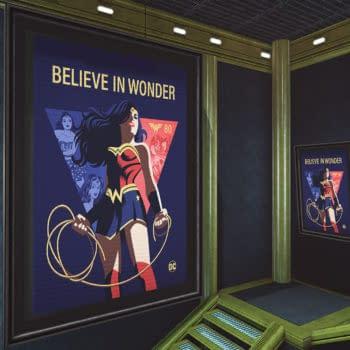 DC Universe Online Celebrates Wonder Woman Day