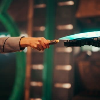 Doctor Who: Flux Preview Images Include Team TARDIS & Guest Stars