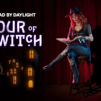 Dead By Daylight's Hour Of The Witch DLC Is Now Live