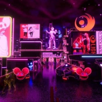 Deadmau5 Releases New Music Video Using Manticore Games' Software