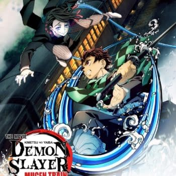 Demon Slayer Anime Series and Movie now streaming on Crunchyroll