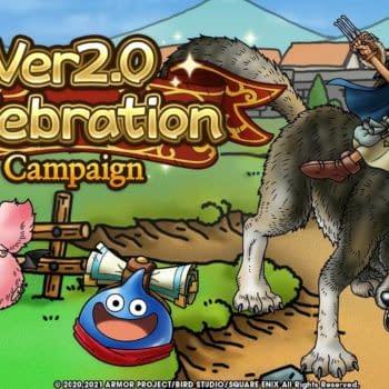 Dragon Quest Tact Announces Version 2.0 Campaign Celebration