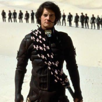 David Lynch's Dune is Twin Peaks in Space!