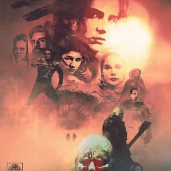 Lilah Sturges, Drew Johnson, Zid Adapt New Dune Film As Graphic Novel