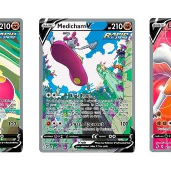 The Cards of Pokémon TCG: Sword & Shield - Evolving Skies Part 27
