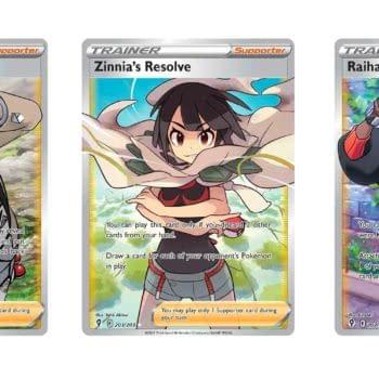 The Cards of Pokémon TCG: Sword & Shield - Evolving Skies Part 33