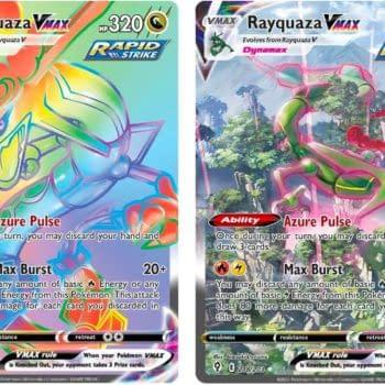 The Cards of Pokémon TCG: Sword & Shield - Evolving Skies Part 41