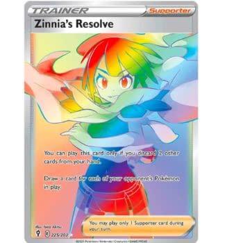 The Cards of Pokémon TCG: Sword & Shield - Evolving Skies Part 43