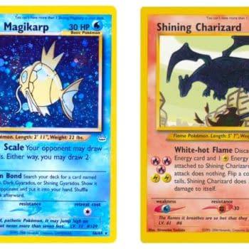 A Holographic History of the Pokémon TCG: Shining Pokémon