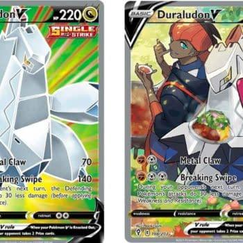 The Cards of Pokémon TCG: Sword & Shield - Evolving Skies Part 32