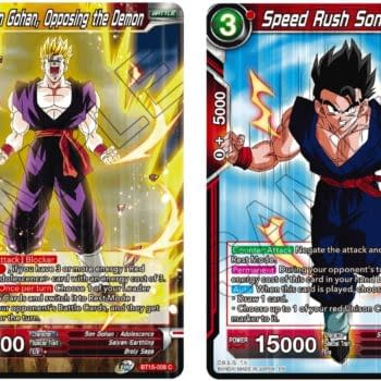 Dragon Ball Super Previews Saiyan Showdown: Super Saiyan Gohan