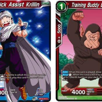 Dragon Ball Super Saiyan Showdown: Krillin Bites Piccolo's Style