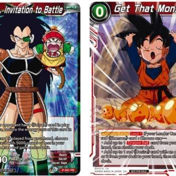 Dragon Ball Super Previews Saiyan Showdown: Tournament Pack Vol. 6