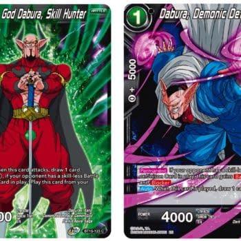 Dragon Ball Super Previews Saiyan Showdown: Dabura Returns