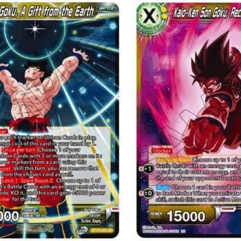 Dragon Ball Super Previews Saiyan Showdown: Spirit Bomb SR
